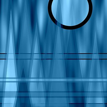 Blue Moonlight by kathlesa