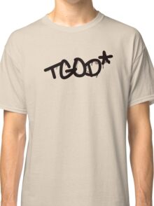 Taylor Gang Or Die TGOD Classic T-Shirt