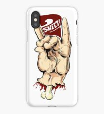 NONDESCRIPT HAND GESTURE OF ILLUMINATI ORIGINS PERHAPS iPhone Case/Skin