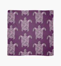 turtle purple  Scarf