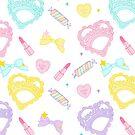 Pastel Sweetheart by Amy Grace