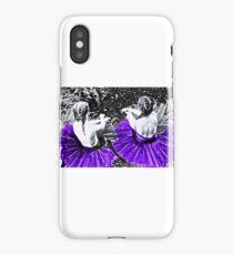 Purple Princesses iPhone Case/Skin