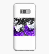 Purple Princesses Samsung Galaxy Case/Skin