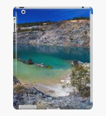 Perth hill , Western Australia iPad Case/Skin