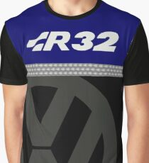 VW R32 Golf Graphic T-Shirt