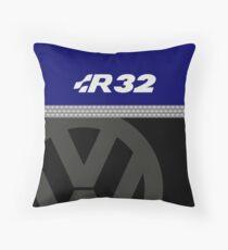 VW R32 Golf Throw Pillow