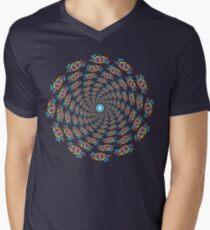 Psychedelic eyes mandala 15 T-Shirt