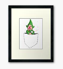 Fabulous Tingle Framed Print
