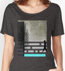T. S. Eliot, The Wasteland Women's Relaxed Fit T-Shirt