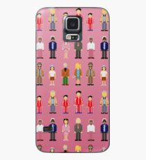 The Royal Pixelbaums Case/Skin for Samsung Galaxy