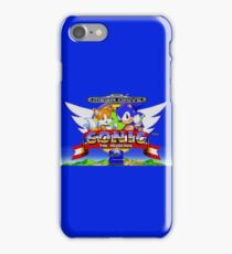 Sonic 2 iPhone Case/Skin