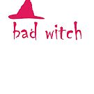 Bad Witch by evisionarts