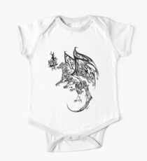 Tribal Dragon One Piece - Short Sleeve