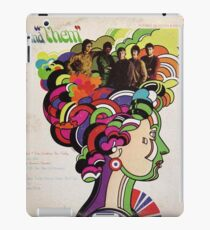 Now and Them, Psychedelic Garage Rock lp iPad Case/Skin