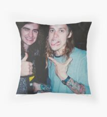 DUNIES Throw Pillow