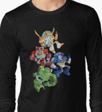 Rescue Bots: Fall to the Rescue Long Sleeve T-Shirt