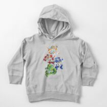 Rescue Bots: Fall to the Rescue Toddler Pullover Hoodie
