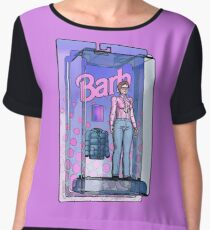 BARB DOLL Chiffon Top