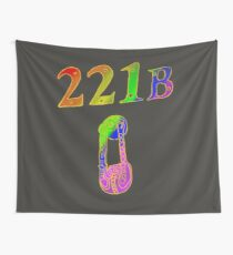 Rainbow 221B Wall Tapestry