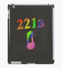 Rainbow 221B iPad Case/Skin