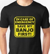 Banjo Emergency Unisex T-Shirt