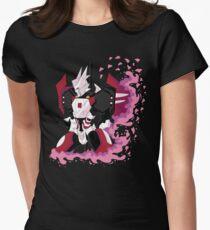 Drift: Sakura Petals Women's Fitted T-Shirt