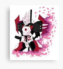 Drift: Sakura Petals Canvas Print