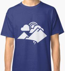 Mountain Skies Classic T-Shirt