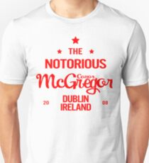Arrival Collection - Conor McGregor Unisex T-Shirt