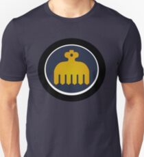 Imagawa Clan Crest- Japanese Historical Samurai  T-Shirt