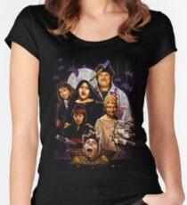 roseanne halloween Women's Fitted Scoop T-Shirt