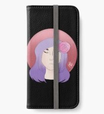 tranquil sky iPhone Wallet/Case/Skin