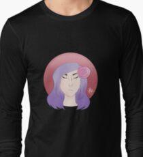 tranquil sky Long Sleeve T-Shirt
