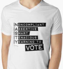 BÖSE T-Shirt mit V-Ausschnitt für Männer