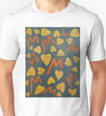 Beaming Hearts Unisex T-Shirt