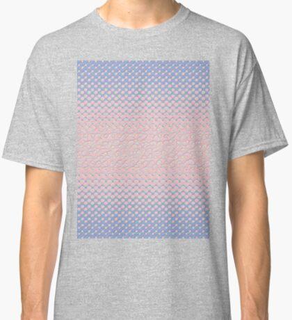 #DeepDream Color Circles Gradient Rose Quartz and Serenity 5x5K v1449298379 Classic T-Shirt