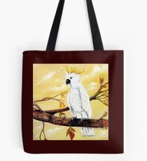 WHO GOES THERE? Tote Bag