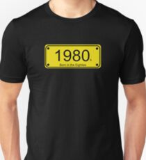 Born in the 80's T-shirt T-Shirt