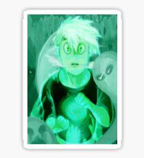 Ghosting Sticker