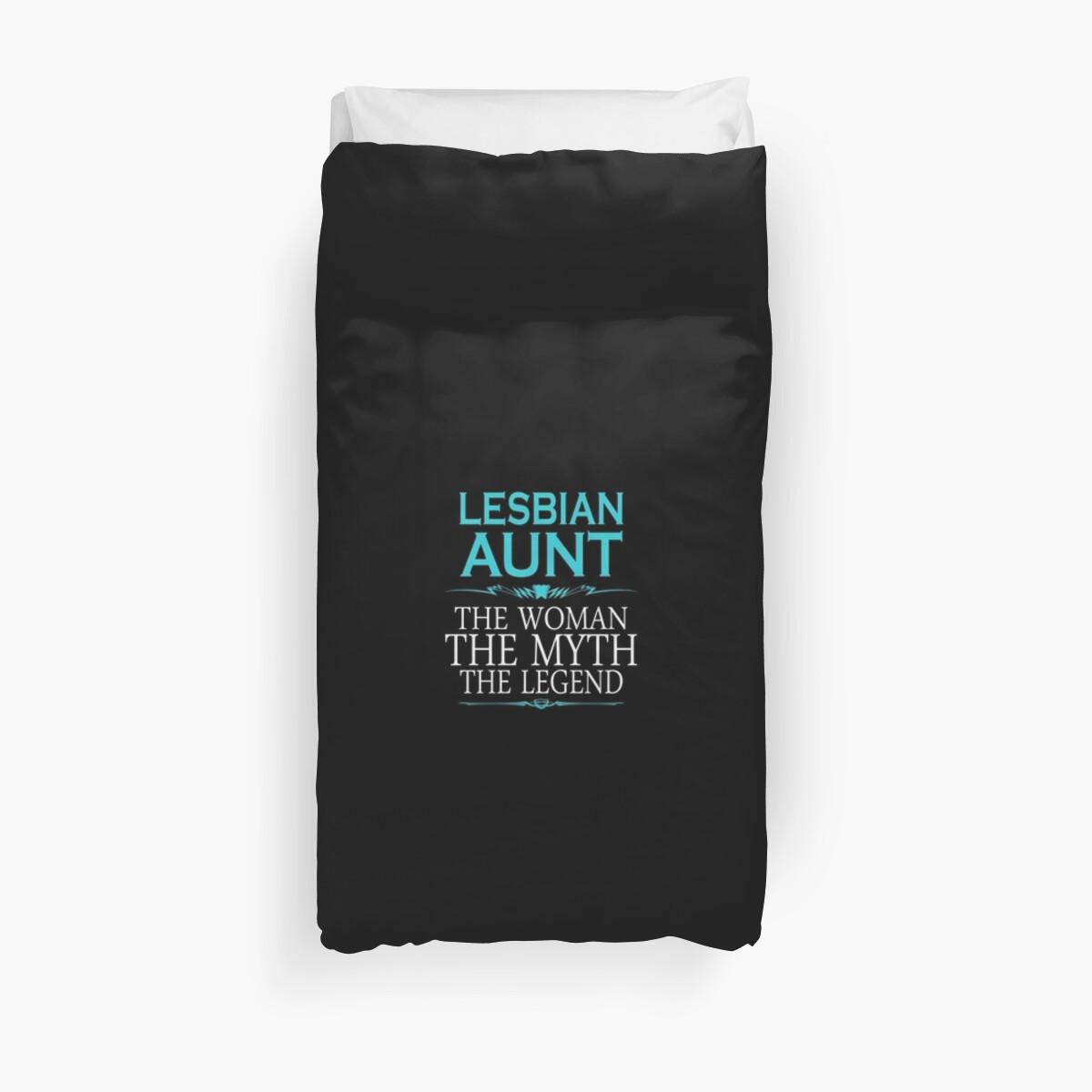 Funny Lesbian - Lesbian Aunt Tshirts Lesbian Gag Gifts by wilsonlouise