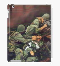 Vietnam Marines  iPad Case/Skin