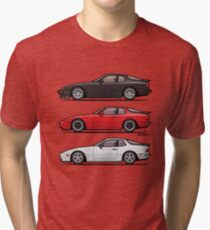 P 944 951 Turbo Trio Tri-blend T-Shirt