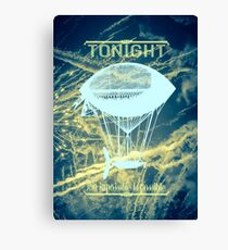 Smashing Pumpkins - Tonight Tonight   Canvas Print