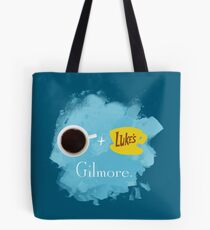 Gilmore Girls - Coffee and Luke's Tote Bag