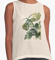 Amongst the Ferns Contrast Tank