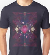 Heart, roses, arrows Unisex T-Shirt