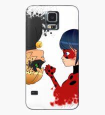 Ladybug y Chat noir Case/Skin for Samsung Galaxy