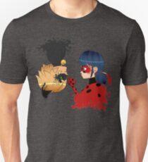 Ladybug y Chat noir Unisex T-Shirt