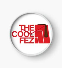 The Cool Fez Clock