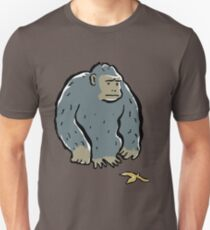 sad ape Unisex T-Shirt